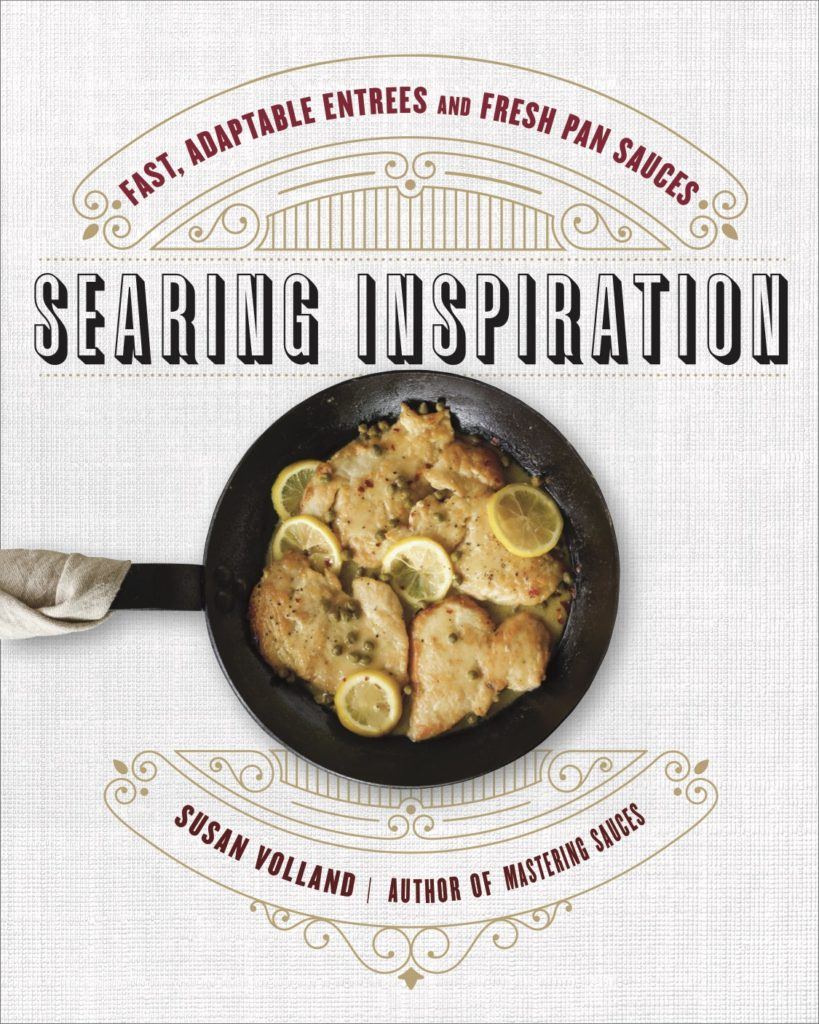 Searing Inspiration | Susan Volland